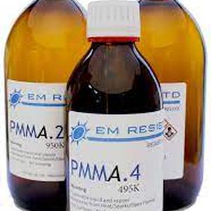 PMMA resist