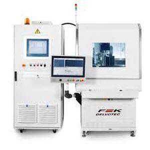 Ultrasonic-Laser bonder